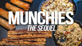 MUNCHIES, THE SEQUEL: RETURN OF THE MUNCHIES   SAM THE COOKING GUY 4K