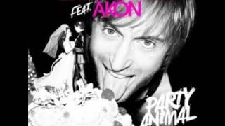 Akon & David Guetta - Party Animal