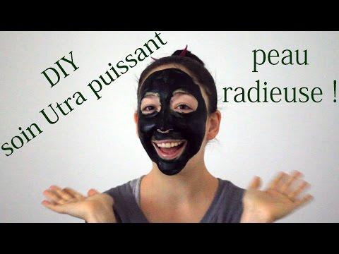 Les masques pour la personne et le cou avec la vitamine e
