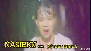 Gambar cover Nasibku - Rhoma Irama - Original Video Clip of Film