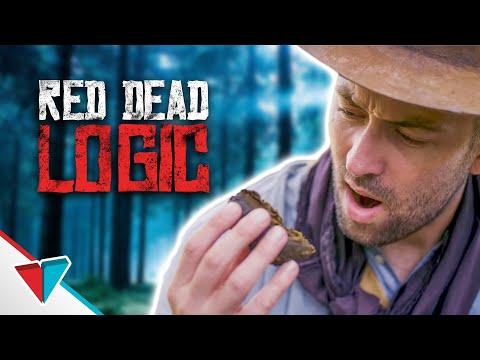 Read Dead Logic – Úchvatná grafika RDR2