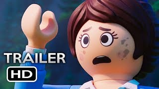 PLAYMOBIL: THE MOVIE Official Trailer (2019) Animated Movie HD