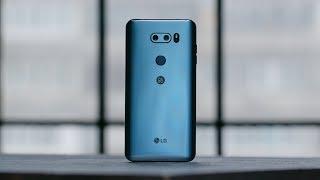 Полный обзор LG V30+
