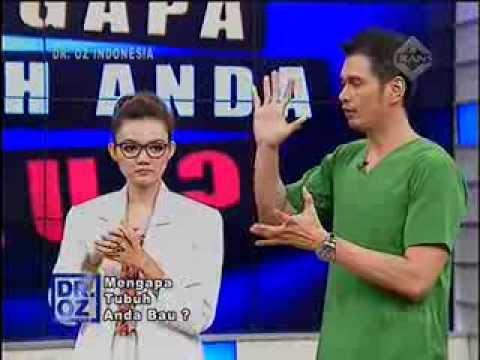 Video Mengapa Tubuh Anda Bau - Dr OZ Indonesia
