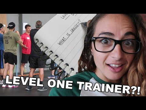 Can I Pass The CrossFit Level One Course?