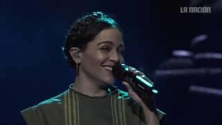 Natalia Lafourcade y la Orquesta Filarmónica de Costa Rica: Tú me acostumbraste