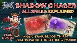 Download SHADOW CHASER SKILLS DEMO + EXPLANATION | Ragnarok