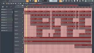 King VON ft. Lil Durk - All These N**gas Instrumental