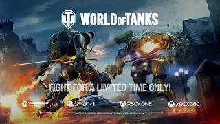 videó World Of Tanks: Mercenaries