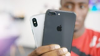 iPhone X vs iPhone 8? Ask MKBHD V20!
