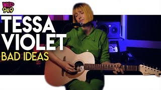 Bad Ideas - Tessa Violet [Acoustic Performance]
