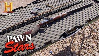Pawn Stars: RARE SHOTGUN TRIPLES IN VALUE (Season 17) | History