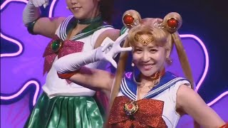 "【HQ Audio】Pretty Guardian Sailor Moon The Super Live "" La Soldier +  Moonlight Densetsu """