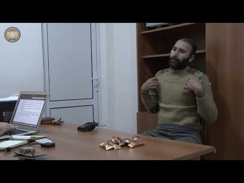 Ռազմագերի Էմին Բախշալիևի հարցաքննության տեսանյութը