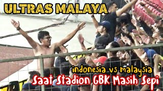 Video Ultras Malaya Sempat Nyanyikan Chant, Ultras Garuda pun bereaksi | Indonesia vs Malaysia MP3, 3GP, MP4, WEBM, AVI, FLV September 2019
