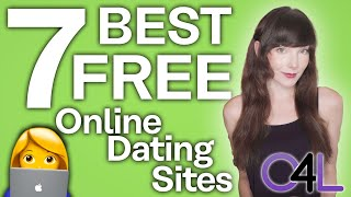 💯🆓 7 AMAZING Dating Sites [100% FREE]