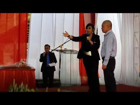 Sambutan Maya Miranda Ambarsari Saat Peresmian PT Tawu Inti Bati