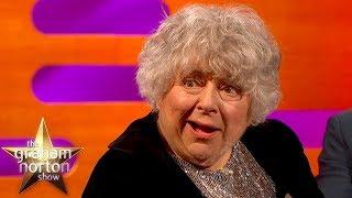 Miriam Margolyes INSANE £13 Million Cocaine Drug Bust Story   The Graham Norton Show