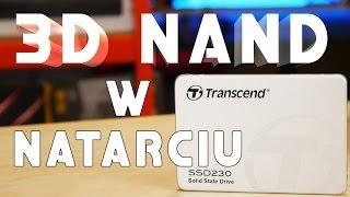 Dysk SSD Transcend 230S na kościach 3D Nand - rozbieramy go! - test opinia i recenzja - VBTpc