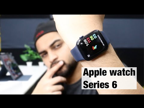Apple watch series 6 2021 Hindi Review | unboxing | is it worth? | Mohit Balani