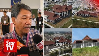 Tok Mat: Pakatan's Allegations Of Luxury Bungalow Akin To Child's Play