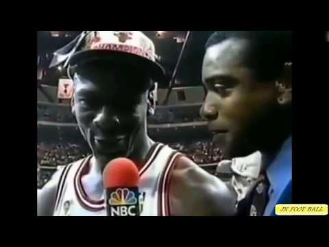 Michael Jordan –  to legend from his father's tragedy