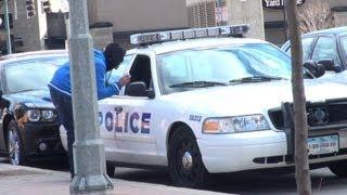 Giving Cops A Buzz! - PRANK