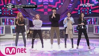 [ICanSeeYourVoice2] I'm going crazy! A little bit more special 'Abracadabra' EP.08 20151210