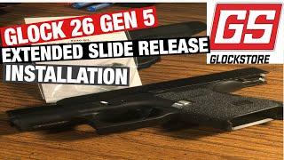Extended Slide Lock Glock 19 Gen 5 म फ त ऑनल इन