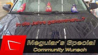 Meguiar`s Special - Deep Crystal Carnauba Wax Liquid - Cleaner Wax - NXT Tech Wax 2.0 im Test