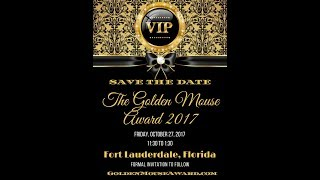 Join us for the 6th Annual Golden Mouse Awards