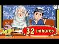Abdul Bari on Surah Falaq & many more - Islamic cartoons | Moral Vision