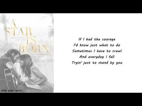 Lady Gaga & Bradley Cooper - I Don't Know What Love Is Lyrics