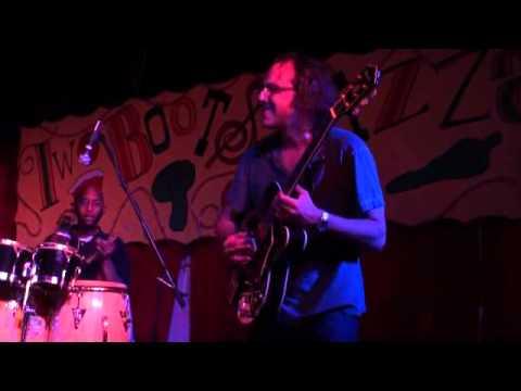 Sparkplug plays Melvin Sparks music - Texas Twister online metal music video by MELVIN SPARKS