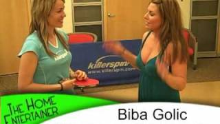 BIBA GOLIC, PING PONG SENSATION | KILLERSPIN HQ