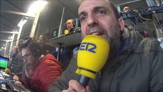 Así Fue La BRUTAL Narración De Lluís Flaquer En Los Goles Del FC Barcelona 5 - 1 Ol. Lyon
