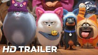 Lemmikkien salainen elämä 2 -traileri