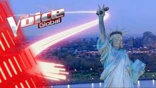 THIS IS - YOUR NEW - THE VOICE GLOBAL