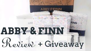 ABBY And FINN Diapers Review