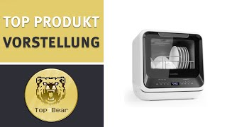 ✅ Klarstein Amazonia Mini Geschirrspüler Tischspülmaschine Test – Bewertung und Einschätzung
