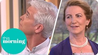 Woman Who Claims to Have Visited Heaven Describes Phillip and Rylan's Guardian Angels | This Morning