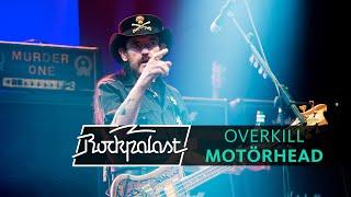 Overkill   Motörhead live   Rockpalast 2014