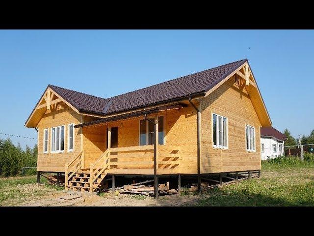 В Тулуне началось строительство домов