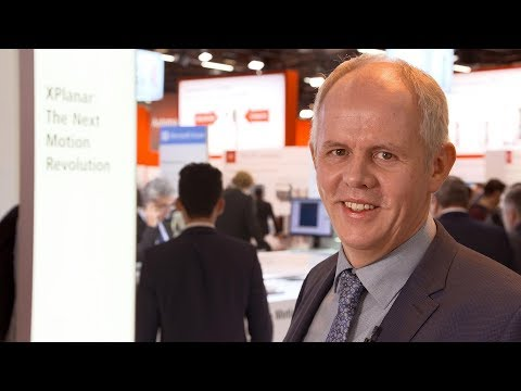 SPS IPC Drives 2018, Tag 1: Beckhoff Messe-TV