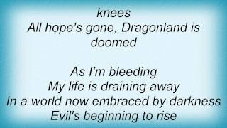Dragonland - World's End Lyrics