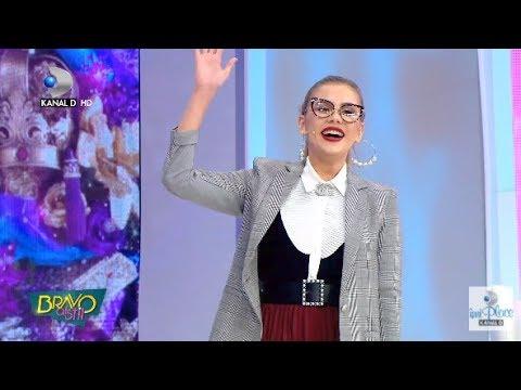 Bravo, ai stil! (11.12.2017) - Bianca, despre Emiliana: