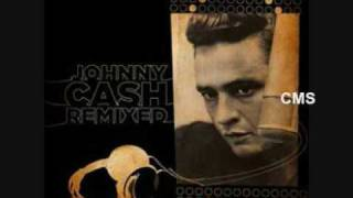 Rock Island Line Johnny Cash Wolf Remix
