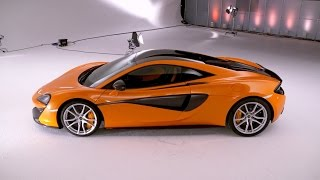 McLaren 570S 2015 - dabar