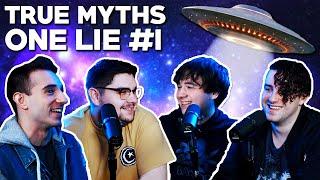 Alien Abductions & Pizza! (TMOL Podcast #1)