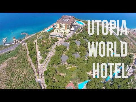 Utopia World Hotel Alanya